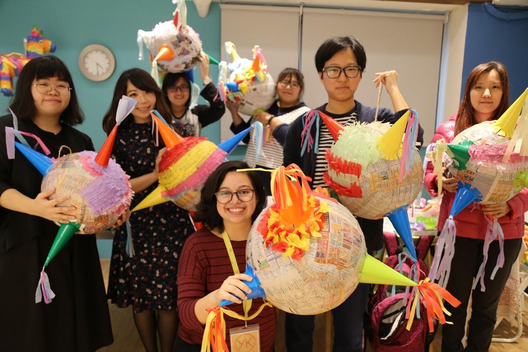 宏都拉斯|Piñata工藝