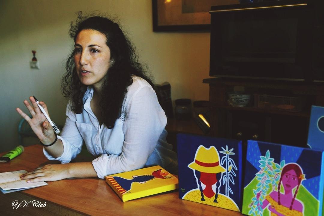 哥倫比亞繪畫講師