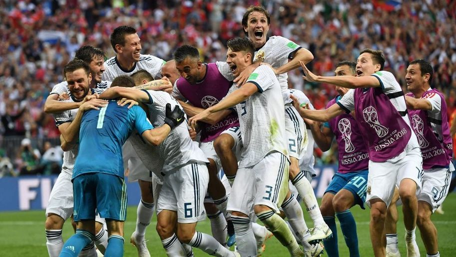 2018 FIFA世界盃足球